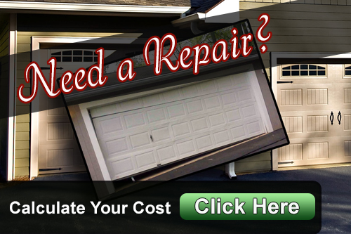 Garege Door Repair Cost in Palo Alto